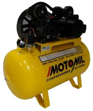 Compressor de Ar Motomil - CMV 10/100